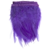 Coque Saddle Trim 6-7in 1Yd Approx 14g Purple